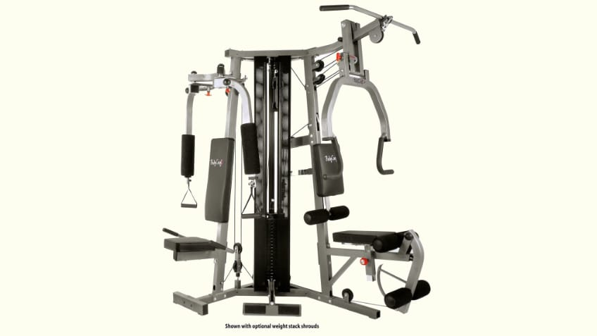 Why is the bodycraft galena pro the most versatile home gym jun