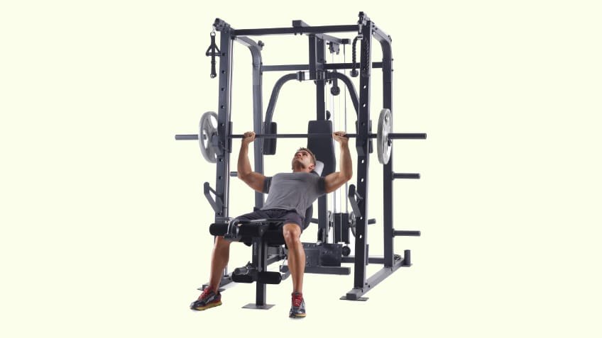 Why We Rate The Weider Pro 8500 The Best Value Smith Weight Cage Aug 18 2020