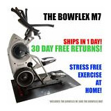 GREAT! BOWFLEX MAX TRAINER M7! REACH YOUR FITNESS GOALS WITH BOWFLEX!