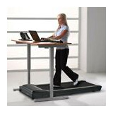 LifeSpan TR1200-DT3 Under Desk Treadmill Gym Work & Exercise All In One