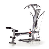 But this Bowflex Blaze Quiet Home Gym System for Apartments