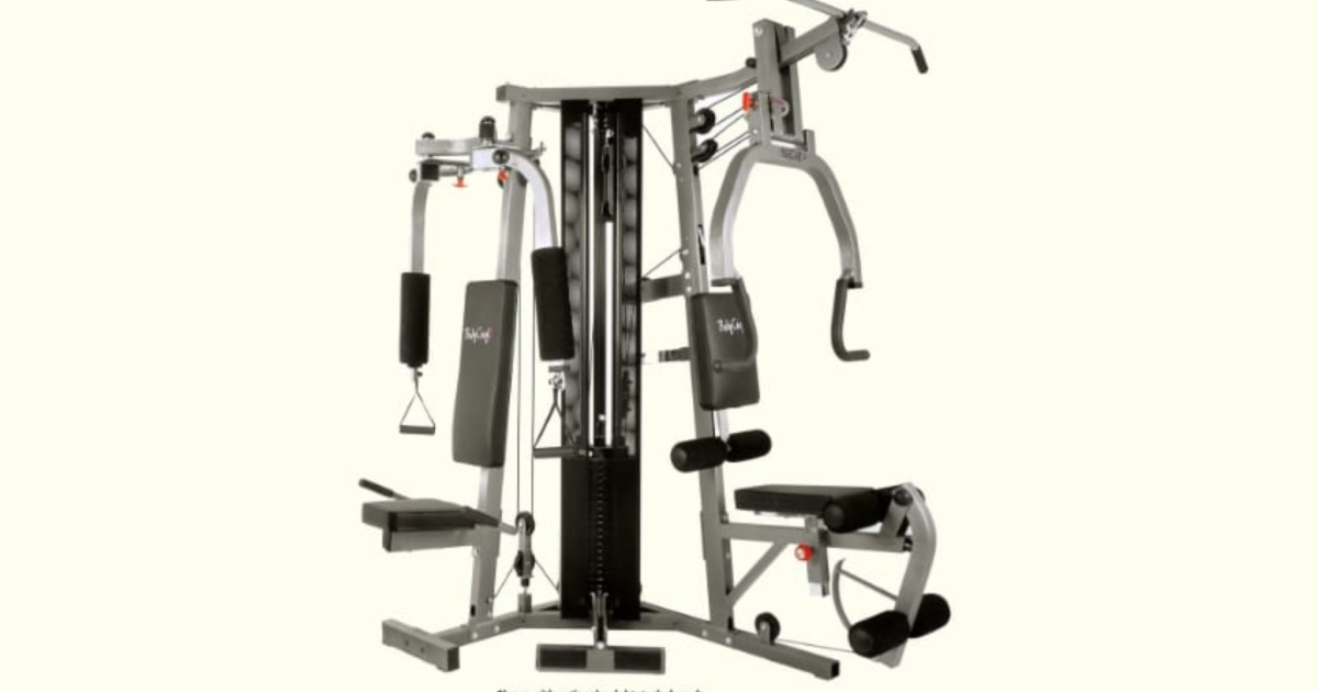 Why Is The BodyCraft Galena Pro The Most Versatlie Home Gym?