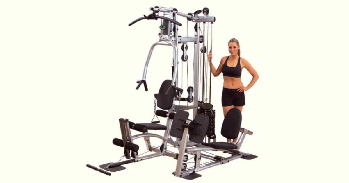 Best Value Home Gym Review - The Body-Solid Powerline P2X