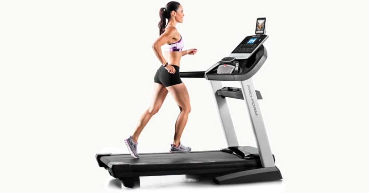 Best Home Treadmill For Space Saving And Hi-Tech Features? The ProForm Pro 2000 New Edition