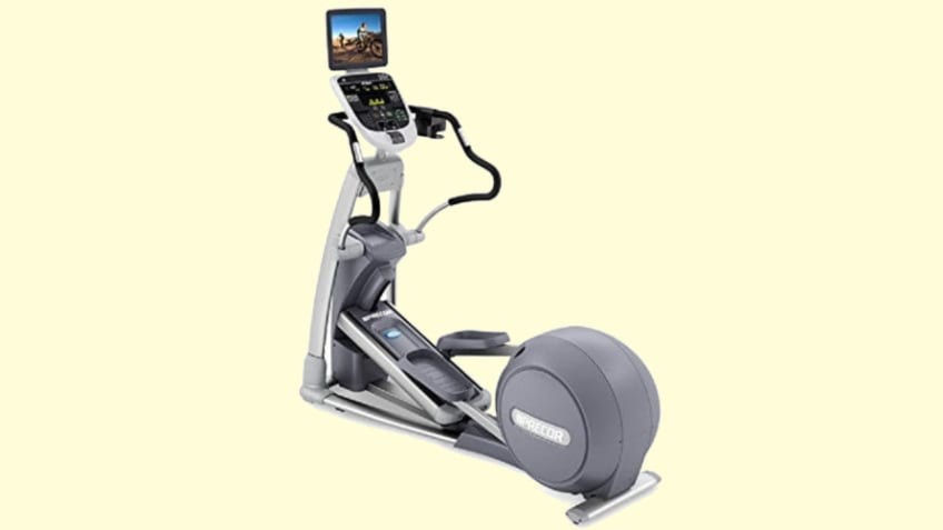 Is The Precor EFX 833 The Best Gym Quality Elliptical For Home?
