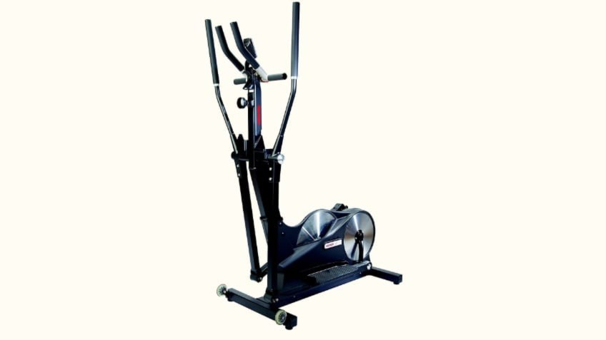 Is the keiser m strider the best small elliptical machine for