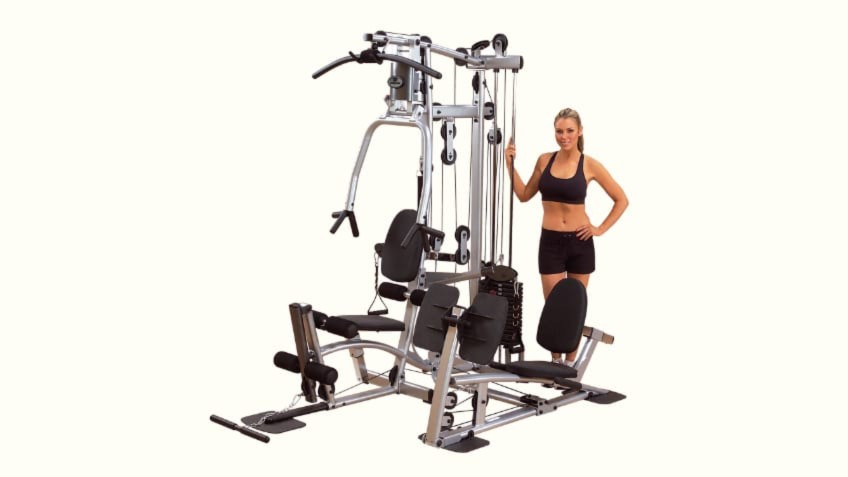 Best value home gym review the body solid powerline p jun