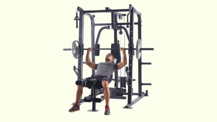 Why We Rate The Weider Pro 8500 Best Value Smith Weight Cage