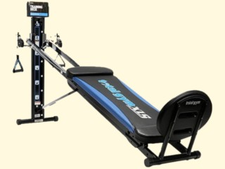Total Gym XLS is our best value pick for all-round home gym equipment