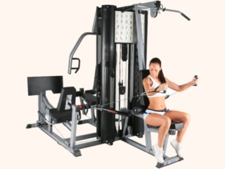 BodyCraft X2 Dual Stack Machine Is Our Best Pick Home Gym For Couples