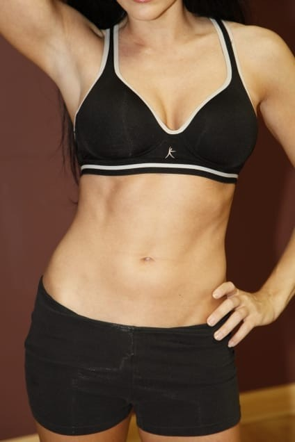 Look Great And Fit Like This Model With An Exercise Habit