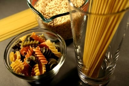Pasta of All Forms Will Contain High Carbohydrate Levels