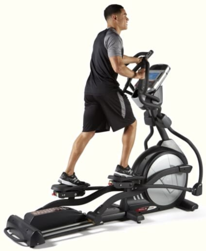 Best Available Elliptical Trainer Review Sole Fitness E35 In Use