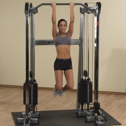 GDCC210 Review Pull Up Bar Feature