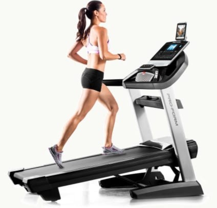 We rate the ProForm 2000 the Best Home Treadmill