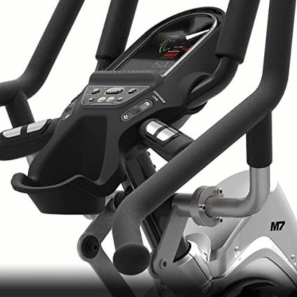 Bowflex Max Trainer M7 Review Console Detail