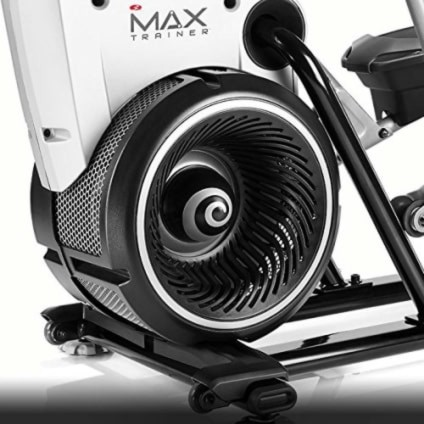 Flywheel Details Of The Bowflex Max Trainer M7 In This Review