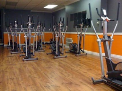 Keiser M5 Cross-Trainer In Common Use In Pro Gym Environments