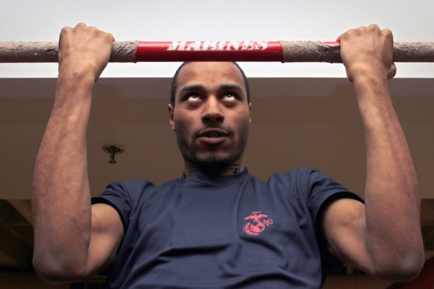A Pull up bar is one of the best home gym accessories you can get