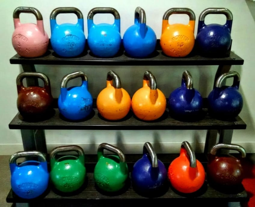 Kettle Bells Are one of the best home gym accessories to own