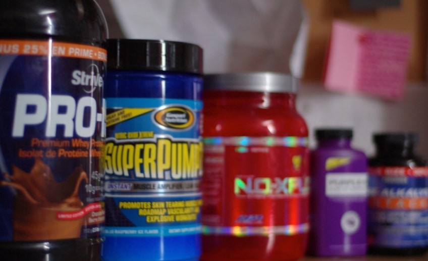 Body Building and Strength Training Supplements