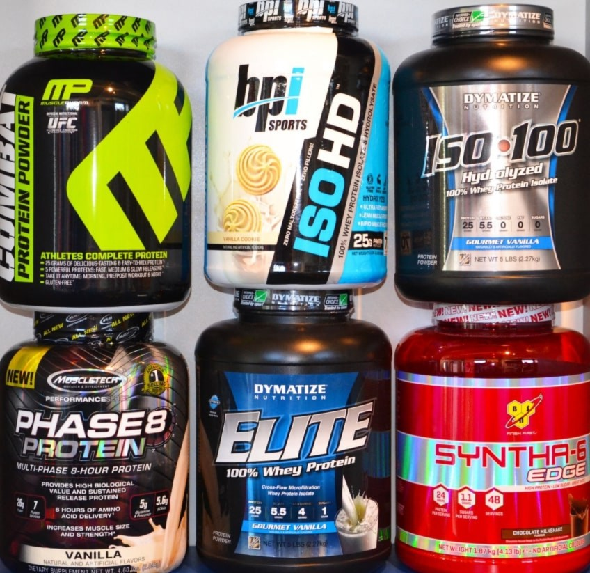 Supplements Fill the Shelves And Can Confuse Novice Body Builders