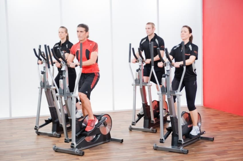 Is The Keiser M5 Strider The Best Small Elliptical Machine