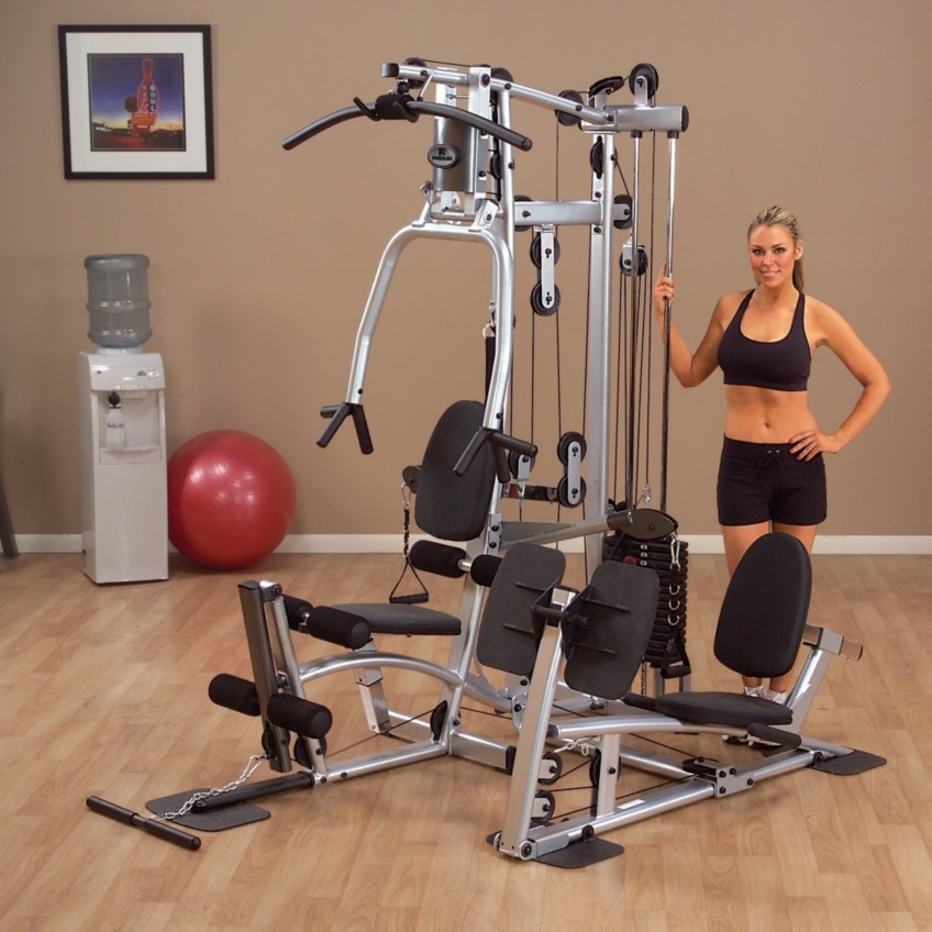 It Is Hard To Find A Better Value Gym For Home Use Buy This Body Solid Powerline P2x now!