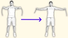 Resistance Band Pull-Apart Exercise for Home Workout